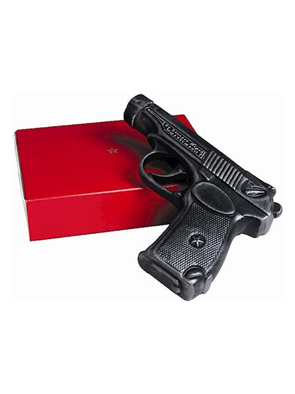 Vodka Makarov Gun, 100ml, 40% Alc