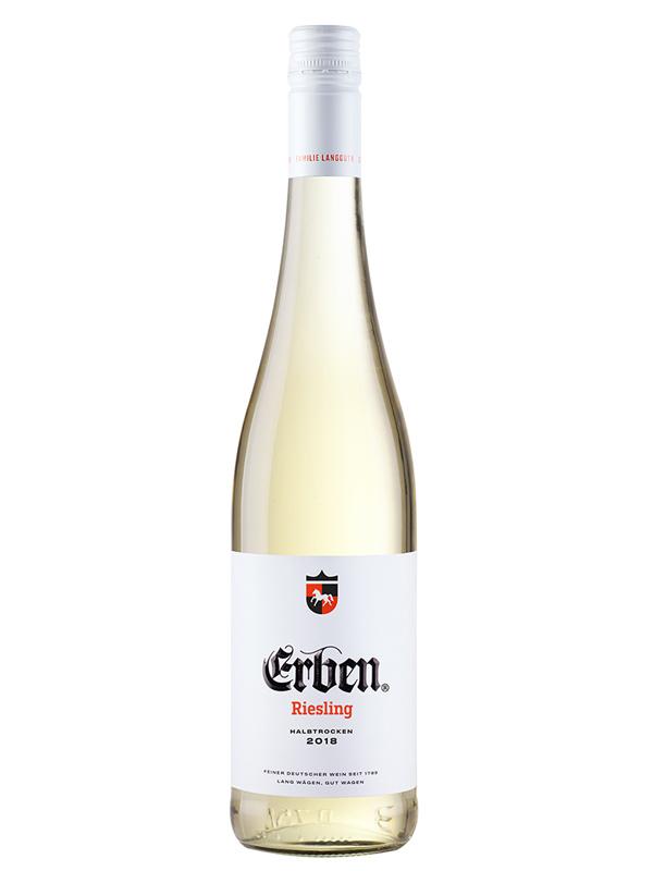 Wine Erben Riesling 11.5% 750ml - 6/case