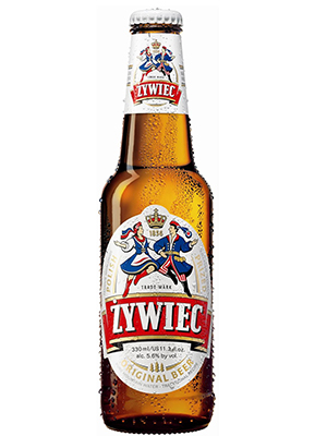 Beer Zywiec 500ml, 5,6% Alc, 20/case