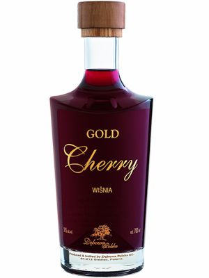 Liqueur Cherry Gold 30%alc 700ml, 6 per box