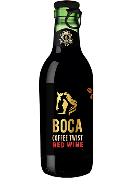 Wine Cocktail COFFEE Boca do Lobo 5.5% 250ml - 12/case