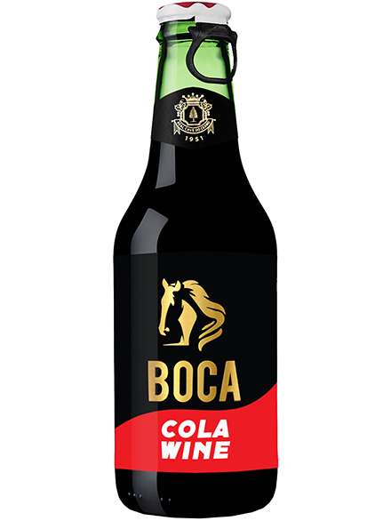 Wine Cocktail COLA Boca do Lobo 7% 250ml - 12/case