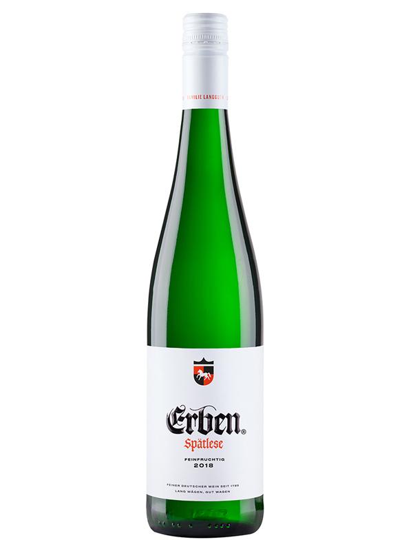 Wine Erben Spatlese 9.5% 750ml - 6/case