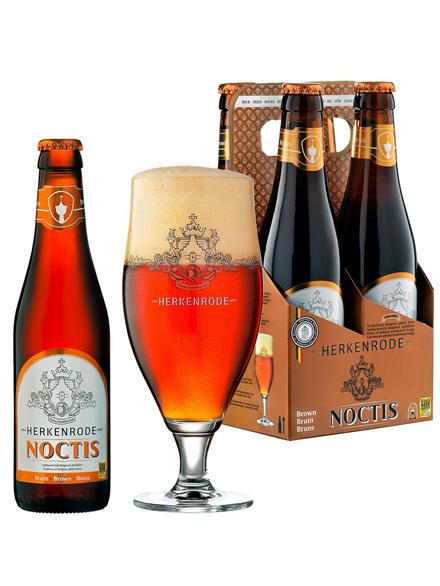 Beer Herkenrode Noctis  7.0% Alc 330ml, 4-pack, 6/case