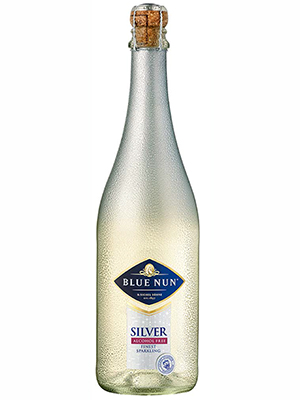 Sparkling Wine Blue Nun Silver ALCOHOL FREE - 6/case
