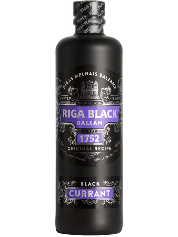 Liqueur Blackcurrant Riga Black Balsam 30% 500ml, 12/box
